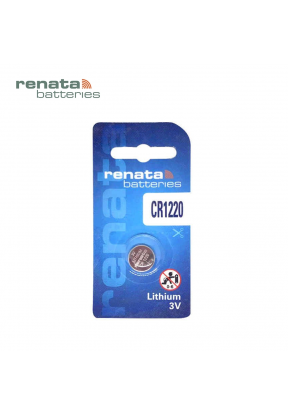 Renata CR1220 Lithium Battery 3V..