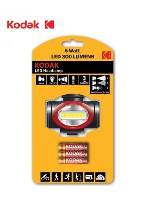 Kodak Led Headlamp 5Watt 300Lumens..