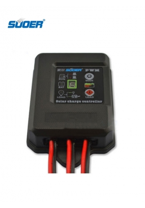 Suoer Solar Charge Controller - ST-..