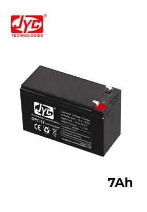 JYC 12V 7A Battery..