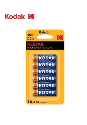 Kodak Max Super Alkaline Batteries ..