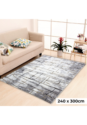 Textured Saxony Carpet Anti-Slip & ..