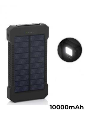 F5 Solar Power Bank 10000mAh Waterp..