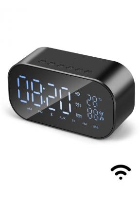 S2 Digital Alarm Clock Radio Wirele..
