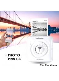PERIPAGE Mini Wireless BT Thermal P..