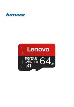 LENOVO 64GB Micro SD Card High Spee..