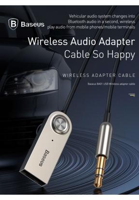 BASEUS BA01 Wireless Bluetooth Tran..