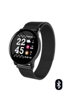 W8 Steel Band Smart Watch Sport Fit..