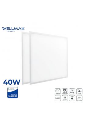 Wellmax LED Panel Light 40W..