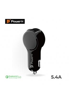 PowerN 4A-W Dual Port USB Quick Cha..