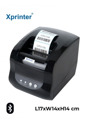 Xprinter XP-365B Bluetooth Thermal ..