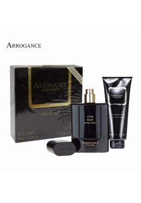 Arrogance Pour Homme Travel Kit for..