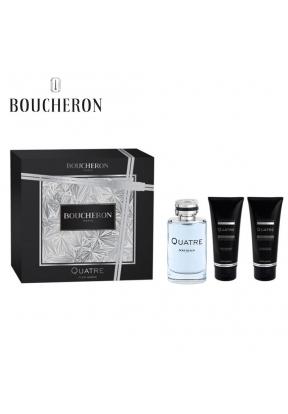 Boucheron Quatre Pour Homme Set for..