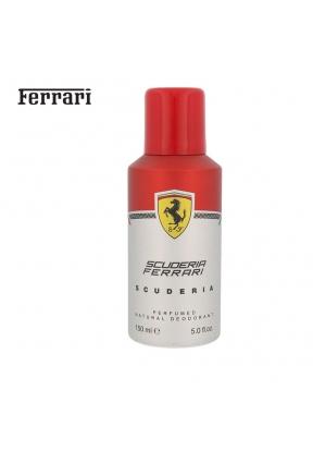 Ferrari Scuderia White Perfumed Nat..