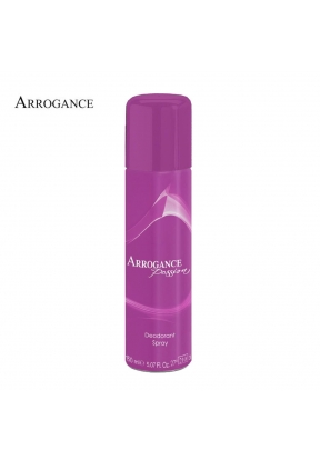 Arrogance Passion Deodorant Spray f..