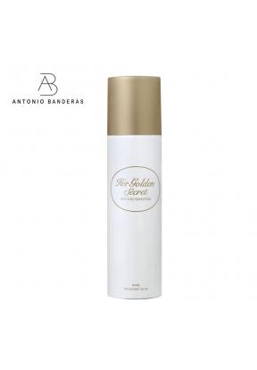 Antonio Banderas Her Golden Secret ..