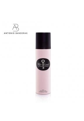 Antonio Banderas Her Secret Deodora..