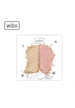Wibo KatOsu Duo Eyeshadow - 2 Dust..