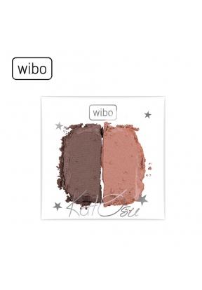 Wibo KatOsu Duo Eyeshadow - 4 Earth..