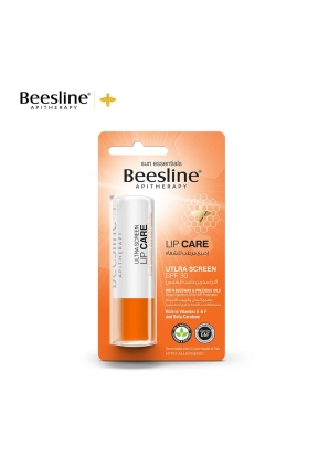 Beesline Lip Care Ultra Screen SPF3..