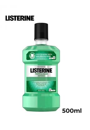 Listerine Teeth & Gum Fresh Mint Pr..