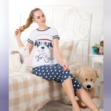 Elitol 17012 Women Girls Home Wear ..