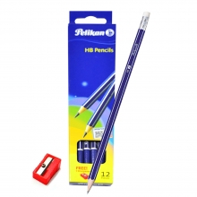 Pelikan 957043 HB Pencils With Eras..