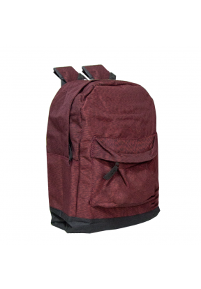 2 Compartments School Backpack 16 I..