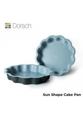 Dorsch Sun Shape Non-Stick Cake Pan..