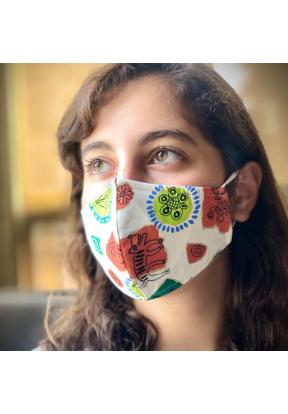 Dr.K Sterilized Cotton Face Mask TN..