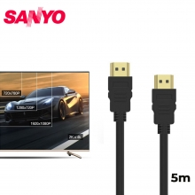 SANYO HDMI Cable Male to MAle Plug ..