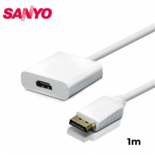 SANYO Display Port DP Male Plug to ..
