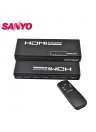 SANYO 5x1 HDMI Switch 5-Input to 1-..