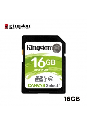 Kingston Canvas Select SD Memory Ca..