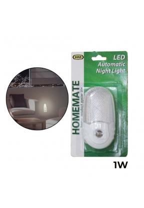 Automatic LED Night Light 1W..