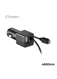 Igreen MW MD48 DC Car Charger with ..