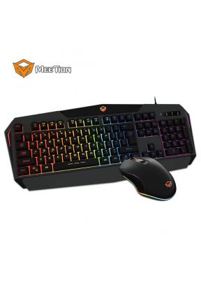 Meetion C510 Rainbow Backlit Gaming..