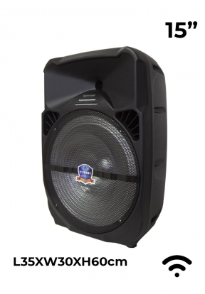 LT-1516 Portable Bluetooth Speaker ..