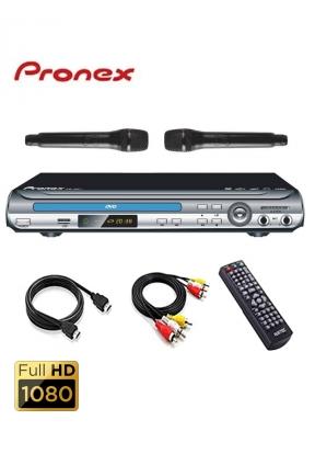 Pronex Full HD 1080 DVD Karaoke Pla..
