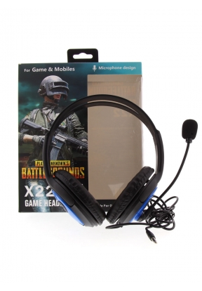 Wired 3.5mm PUBG Gaming Headphone w..