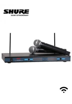 SHURE PGX282 Twin Wireless Micropho..
