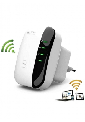 300Mbps Wireless-N WIFI 2.4GHz Repe..