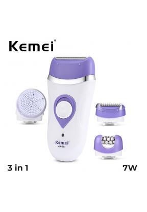 Kemei KM-297 3 in 1 Muilti Function..