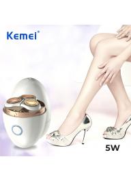 Kemei KM-3203 USB Rechargeable IPX7..