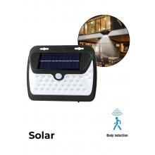 38 LED Solar Motion Sensor ..