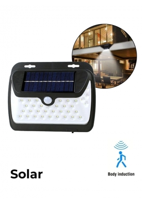 38 LED Solar Motion Sensor & Light ..
