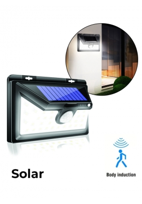 32 LED IP65 Waterproof Solar Path L..