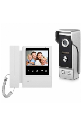 Video Door Phone System 4.3 Inches ..