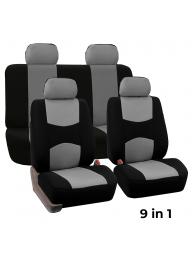 Fabric Universal Car Seats Protecti..