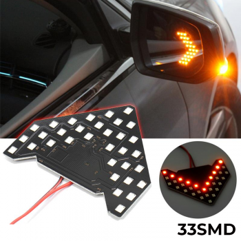 33-SMD Sequential LED Arrows for Ca..